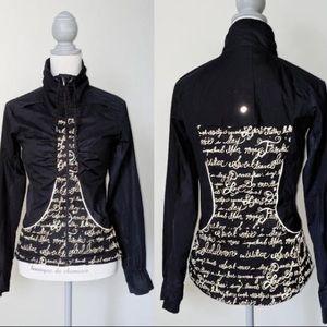 ✨Rare✨ Lululemon Velocity Jacket
